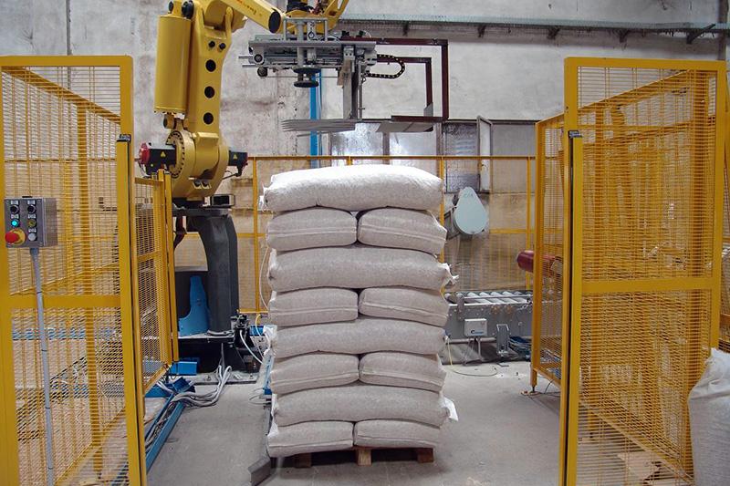 coman - applicazioni - industrial - chemical bucket bags - macchine e impianti